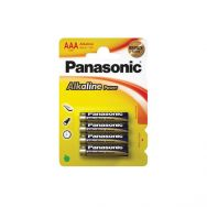 Αλκαλικές μπαταρίες PANASONIC Alkaline Power LR03APB/4BP, AAA