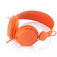Ακουστικά MODECOM MC-400 FRUITY ORANGE