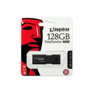USB Flash Kingston DataTraveller 100 (G3) 128GB USB 3.0, Black