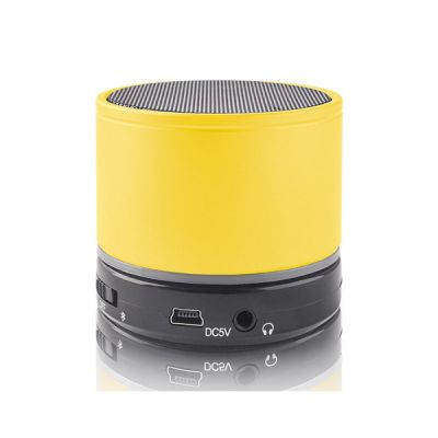 FOREVER Bluetooth Speaker BS-100, Yellow
