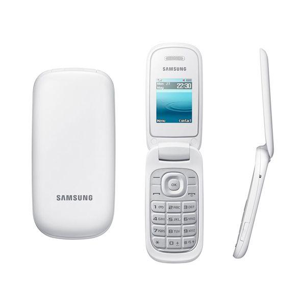 b4e4a4195c7 Κλικ για Zoom Κινητό Τηλέφωνο SAMSUNG E1270 Dual SIM WHITE EU